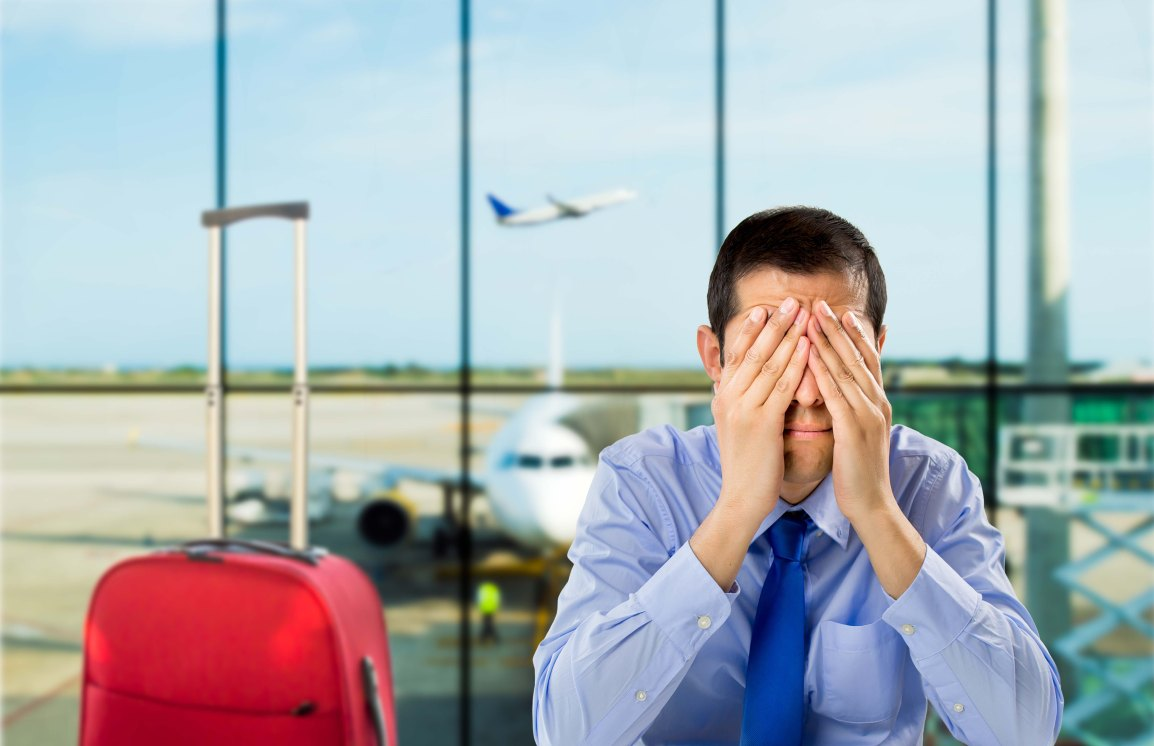 Why airlines overbook flights?